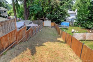 Photo 20: A 596 Langholme Drive in VICTORIA: Co Wishart North Strata Duplex Unit for sale (Colwood)  : MLS®# 394573