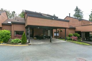 "Photo 1: 524 CARDIFF Way in Port Moody: College Park PM Townhouse for sale in ""EASTHILL"" : MLS®# R2290147"