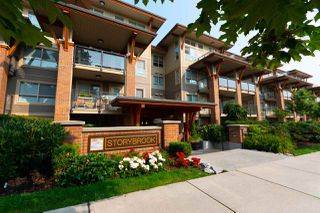 "Photo 3: 315 7131 STRIDE Avenue in Burnaby: Edmonds BE Condo for sale in ""STORYBOOK"" (Burnaby East)  : MLS®# R2297930"