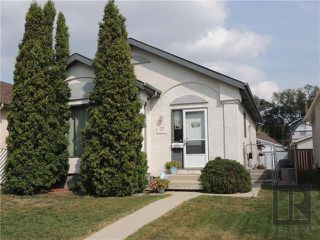 Photo 1: 697 Denson Place in Winnipeg: Residential for sale (5C)  : MLS®# 1822932