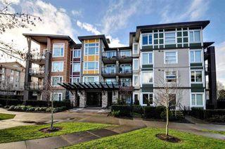 "Main Photo: 207 13740 75A Avenue in Surrey: East Newton Condo for sale in ""Mirra"" : MLS®# R2299024"