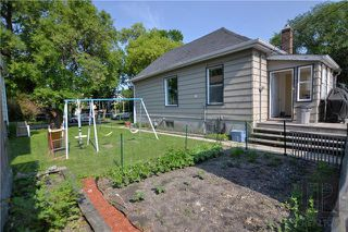 Photo 15: 375 Rutland Street in Winnipeg: St James Residential for sale (5E)  : MLS®# 1823365