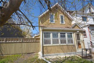 Photo 1: 444 Young Street in Winnipeg: Residential for sale (5A)  : MLS®# 1824921