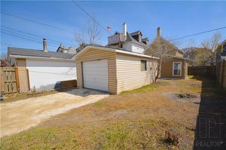 Photo 19: 444 Young Street in Winnipeg: Residential for sale (5A)  : MLS®# 1824921