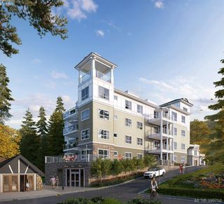 Photo 1: 4204 3221 Heatherbell Road in VICTORIA: Co Lagoon Condo Apartment for sale (Colwood)  : MLS®# 399758