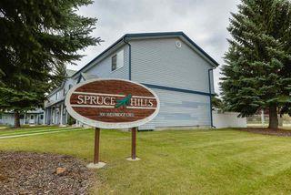Photo 29: 17 100 WESTRIDGE Crescent: Spruce Grove Townhouse for sale : MLS®# E4130485
