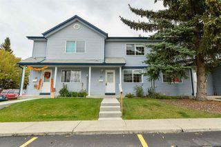 Photo 1: 17 100 WESTRIDGE Crescent: Spruce Grove Townhouse for sale : MLS®# E4130485