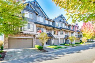 Photo 1: R2311441 - 18 - 1362 PURCELL DR, COQUITLAM TOWNHOUSE