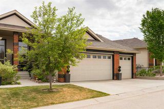 Main Photo: 51 841 156 Street in Edmonton: Zone 14 House Half Duplex for sale : MLS®# E4131322