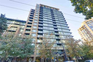 "Photo 1: 510 1088 RICHARDS Street in Vancouver: Yaletown Condo for sale in ""RICHARDS LIVING"" (Vancouver West)  : MLS®# R2314319"