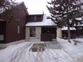 Main Photo: 718 SADDLEBACK Road in Edmonton: Zone 16 Townhouse for sale : MLS®# E4138853
