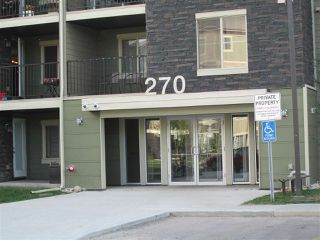Main Photo: 209 270 MCCONACHIE Drive in Edmonton: Zone 03 Condo for sale : MLS®# E4140102