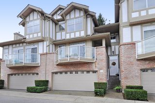 "Main Photo: 33 5221 OAKMOUNT Crescent in Burnaby: Oaklands Townhouse for sale in ""Seasons By the Lake in the Oaklands"" (Burnaby South)  : MLS®# R2337818"