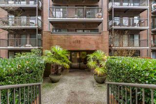 Photo 2: 417 1655 NELSON Street in Vancouver: West End VW Condo for sale (Vancouver West)  : MLS®# R2338327