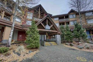 """Main Photo: 204 4360 LORIMER Road in Whistler: Whistler Village Condo for sale in """"MARKETPLACE LODGE"""" : MLS®# R2340619"""