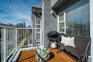 """Photo 9: 409 1333 W 7TH Avenue in Vancouver: Fairview VW Condo for sale in """"WINDGATE ENCORE"""" (Vancouver West)  : MLS®# R2353925"""