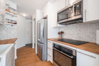 """Photo 6: 409 1333 W 7TH Avenue in Vancouver: Fairview VW Condo for sale in """"WINDGATE ENCORE"""" (Vancouver West)  : MLS®# R2353925"""