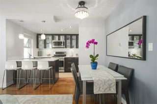 """Photo 5: 304 121 W 16TH Street in North Vancouver: Central Lonsdale Condo for sale in """"SILVA"""" : MLS®# R2354700"""