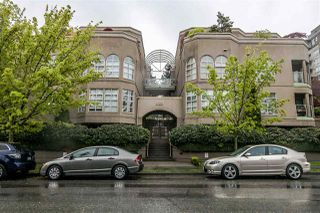 "Main Photo: 110 1082 W 8 Avenue in Vancouver: Fairview VW Condo for sale in ""L Galleria"" (Vancouver West)  : MLS®# R2361522"
