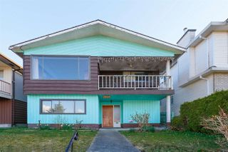 Main Photo: 2864 E 22ND Avenue in Vancouver: Renfrew Heights House for sale (Vancouver East)  : MLS®# R2364835