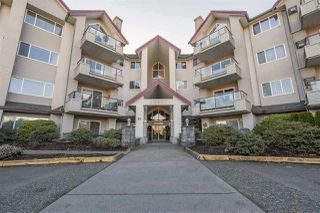 "Photo 1: 415 45520 KNIGHT Road in Sardis: Sardis West Vedder Rd Condo for sale in ""MORNINGSIDE"" : MLS®# R2379253"