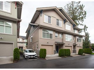 "Photo 1: 41 20966 77A Avenue in Langley: Willoughby Heights Townhouse for sale in ""Natures Walk"" : MLS®# R2383314"