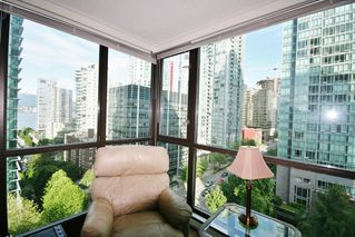 Photo 8: 1001 1331 ALBERNI Street in Vancouver West: Home for sale : MLS®# V1067056