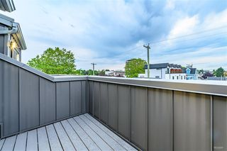 Photo 15: 5067 EARLES Street in Vancouver: Collingwood VE Townhouse for sale (Vancouver East)  : MLS®# R2402851