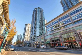 "Photo 1: 506 2968 GLEN Drive in Coquitlam: North Coquitlam Condo for sale in ""GRAND CENTRAL"" : MLS®# R2406242"