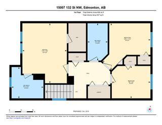 Photo 30: 15007 132 Street in Edmonton: Zone 27 House for sale : MLS®# E4175762