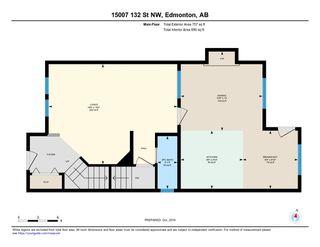 Photo 29: 15007 132 Street in Edmonton: Zone 27 House for sale : MLS®# E4175762