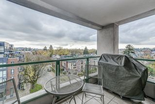 """Photo 15: 708 503 W. 16TH AVENUE in """"PACIFICA SOUTHGATE"""": Home for sale : MLS®# r2321845"""