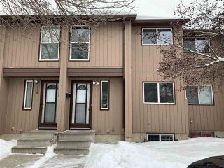 Photo 1: 115 10633 31 Avenue in Edmonton: Zone 16 Townhouse for sale : MLS®# E4192178