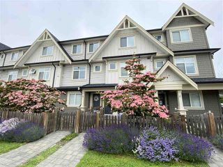 """Main Photo: 5 6033 WILLIAMS Road in Richmond: Woodwards Townhouse for sale in """"WOODWARDS POINTE"""" : MLS®# R2469109"""