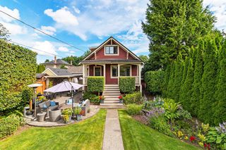 Main Photo: 308 REGINA Street in New Westminster: Queens Park House for sale : MLS®# R2477759