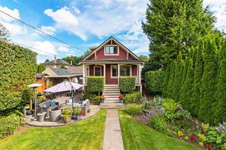 Photo 2: 308 REGINA Street in New Westminster: Queens Park House for sale : MLS®# R2477759