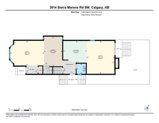 Photo 36: 3614 SIERRA MORENA Road SW in Calgary: Signal Hill Detached for sale : MLS®# A1031157