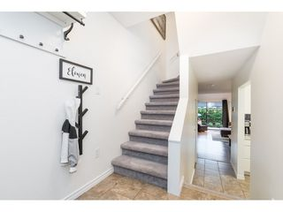 """Photo 7: 60 17710 60 Avenue in Surrey: Cloverdale BC Townhouse for sale in """"CLOVER PARK GARDENS"""" (Cloverdale)  : MLS®# R2501232"""