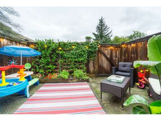 """Photo 27: 60 17710 60 Avenue in Surrey: Cloverdale BC Townhouse for sale in """"CLOVER PARK GARDENS"""" (Cloverdale)  : MLS®# R2501232"""