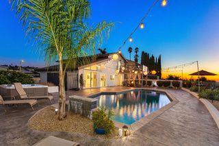 Photo 3: DEL CERRO House for sale : 4 bedrooms : 6218 Oakridge Road in San Diego