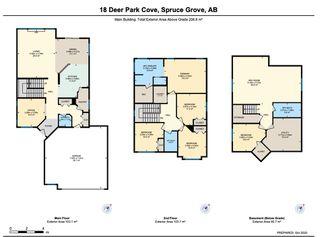 Photo 47: 18 DEER PARK Cove: Spruce Grove House for sale : MLS®# E4219656