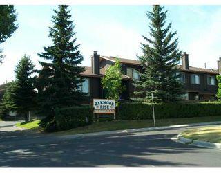 Photo 1:  in CALGARY: Palliser Townhouse for sale (Calgary)  : MLS®# C3135701