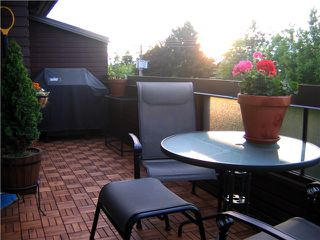 """Photo 8: P5 1827 W 3RD Avenue in Vancouver: Kitsilano Condo for sale in """"THE WESTSHORE"""" (Vancouver West)  : MLS®# V895619"""