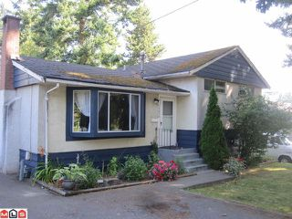 Photo 1: 13473 94A Avenue in Surrey: Queen Mary Park Surrey House for sale : MLS®# F1121162