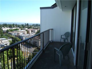 Photo 7: 1403 4165 MAYWOOD Street in Burnaby: Metrotown Condo for sale (Burnaby South)  : MLS®# V907282
