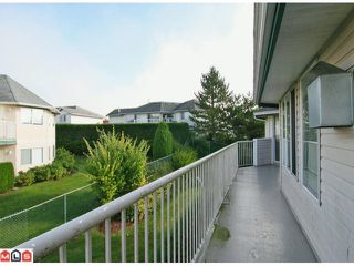 "Photo 9: 126 3080 TOWNLINE Road in Abbotsford: Abbotsford West Townhouse for sale in ""The GABLES"" : MLS®# F1125439"
