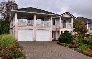 """Photo 1: 34733 PAKENHAM Place in Mission: Hatzic House for sale in """"Riverbend Estates"""" : MLS®# F1125828"""