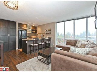 """Photo 4: # 507 9981 WHALLEY BV in Surrey: Whalley Condo for sale in """"Park Place Two"""" (North Surrey)  : MLS®# F1225445"""
