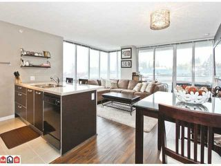 """Photo 3: # 507 9981 WHALLEY BV in Surrey: Whalley Condo for sale in """"Park Place Two"""" (North Surrey)  : MLS®# F1225445"""