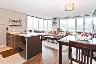 """Photo 1: # 507 9981 WHALLEY BV in Surrey: Whalley Condo for sale in """"Park Place Two"""" (North Surrey)  : MLS®# F1225445"""